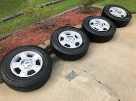 F150 XLT Rims and Tires