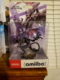 Ridley Amiibo - 3 Left Colton, 92324