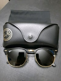 RayBan Clubmaster RB3016 Sunglasses