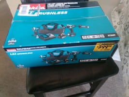 Kit drills MAKITA
