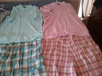 two pink and green Ralph Lauren polo shirts with b Murfreesboro