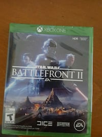 Battlefront 2 Xbox One Barrie, L4M 5C1