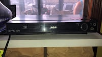 Black rca dvd player Edgerton, 53534