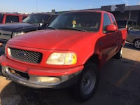 1998 Ford F-150 4wd extended cab Oklahoma City