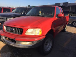 1998 Ford F-150 4wd extended cab