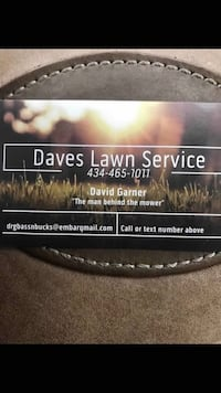 Lawn mowing Charlottesville