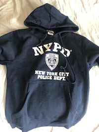 NYPD brand new navy blue sweater Toronto, M4J 3N5