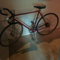 Vintage Viscount red and black road bike Centerville, 45459