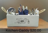 Kitchen Caddy Saanichton, V8M 1Y4