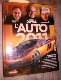 Car Guide de l'auto 2011  Mirabel, J7N 2N4