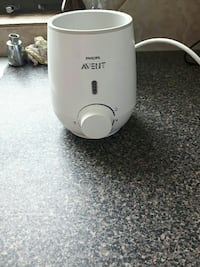 white Philips Avent corded kitchen appliance Edmonton, T5K 1R6