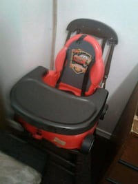 Black and red lightning McQueen chair Hamilton, L8L 8A4