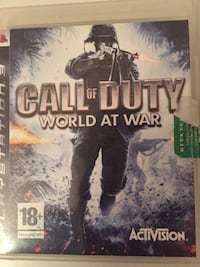 Ps3 call of war'de duty world'ün çağrısı Ordu Merkez, 52200