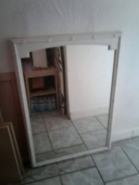 Mirror with Bamboo trim .. Pasco County