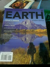 Earth student edition book