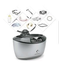 Professional Ultrasonic Jewelry Cleaner with Auto Time NEW ½ PRICE