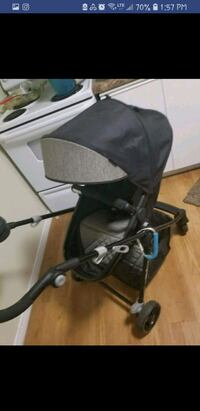 baby's black and gray stroller London, N6E 3S4