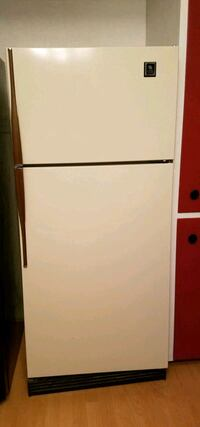 white top-mount refrigerator Phoenix