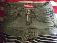 Freestyle Jean Shorts size 3 Riverview, 33578