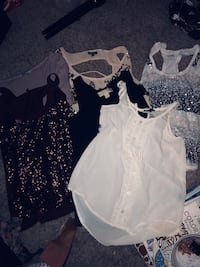 Sparkly Tops by H&M Express and more! Citrus Heights, 95610