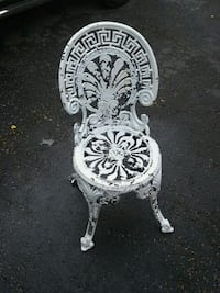 Metal chair lawn furniture  McMinnville, 37110