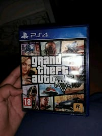 Grand Theft Auto Five PS4  Solna, 171 44