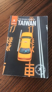 Rough Guide Taiwan Somerville, 02145