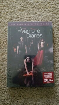 Vampire Diaries Season 5 Washington, 20009