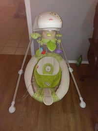 Fisher Price swing Edmonton, T5R 2G4
