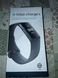 Fitbit charge 3 latest model New Washoe City, 89704