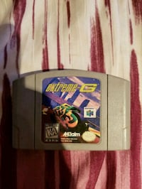 Extreme G for Nintendo 64 Milford, 18337