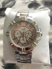 Villah two tone watch Markham, L3T 0G1