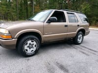 2004 Chevrolet Blazer Elkridge