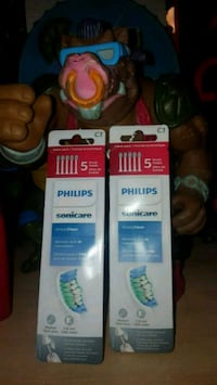 Phillips sonicare replacement toothbrush heads  Surrey, V3S