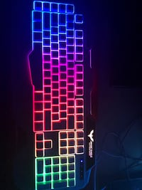 HAVIT Gaming Keyboard Need Gone Does Not Come With Mouse***