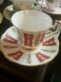 Elizabethan Fine Bone China Teacup and Saucer Calgary, T2Y 2W5