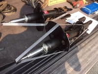 black and gray fishing rod Langley, V2Y 3A1