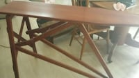 Wood ironing board Guelph, N1H 2A9