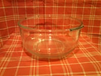 Large Glass Bowl for Mixer Stand West Springfield