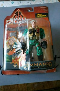 Small Soldiers Action Figure from classic movie Pico Rivera, 90660