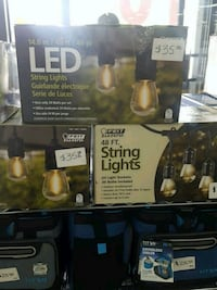 two black and white LED light bulbs Orlando, 32818