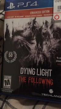 Dying light the following Round Rock, 78664