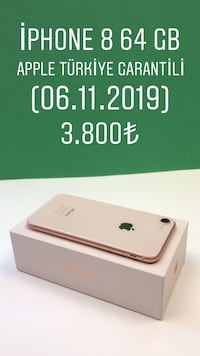 iPhone 8 64 GB İlkadım, 55060
