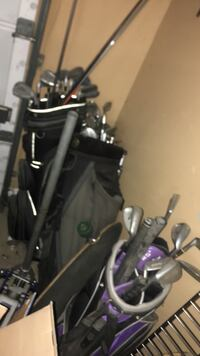 Three sets of golf clubs need gone asap Bakersfield, 93314
