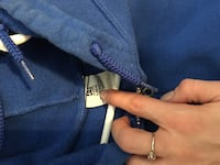 blue Dolce Gabanna pull-over hoodie Rocky View No. 44, T1X