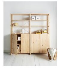 Ikea IVAR Shelving New York