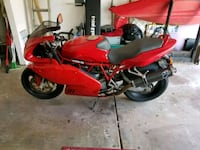 Ducati Supersport 800 Rock Hill