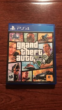 Grand Theft Auto 5 for Ps4 Boonsboro, 21713