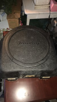 Ludwig hard shell snare case Sutersville, 15083
