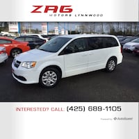 2017 Dodge Grand Caravan Lynnwood, 98087